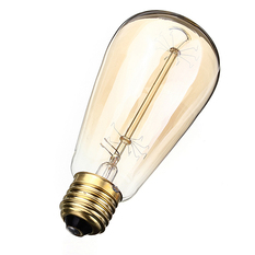 Vintage Antique Edison Style Filamnet Bulb (Clear) (Intl)