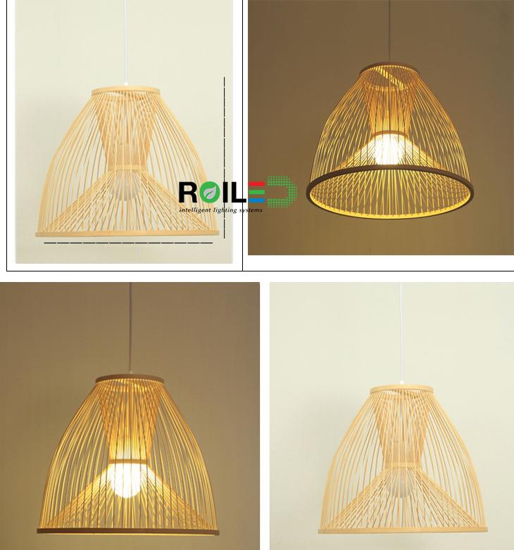 Đèn lồng Cật tre RLTC4637