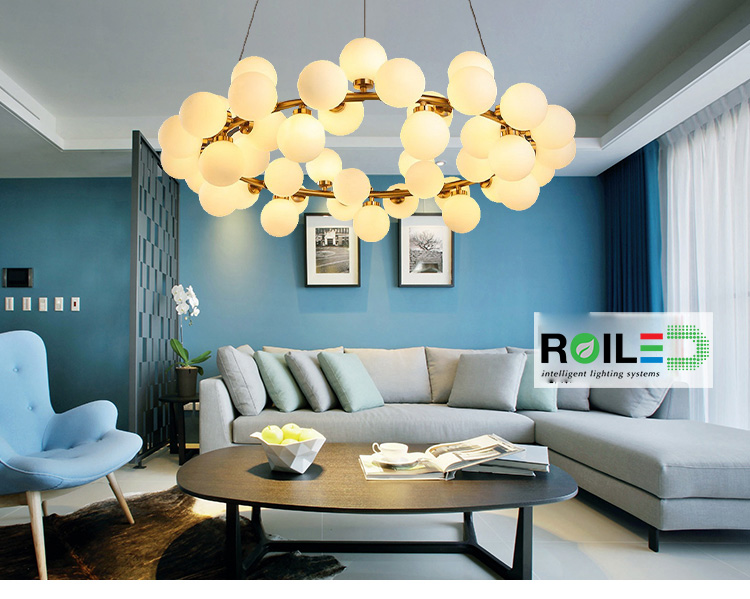 Đèn trang trí treo bàn ăn RCN17