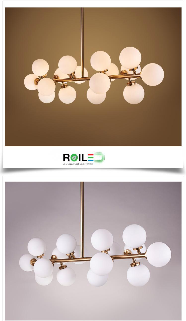 Đèn trang trí treo bàn ăn RCN16