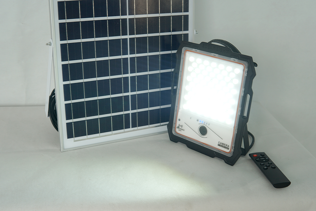 Đèn pha Xenon CMR200W kết hợp CAMERA| NLMT