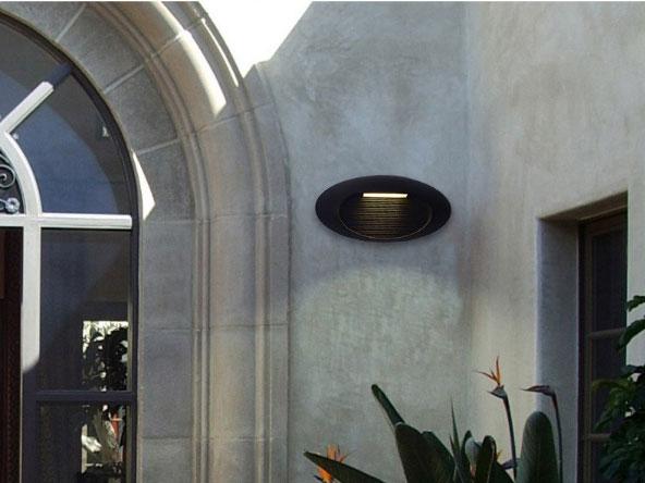 Đèn  Gắn Tường Ngoài Trời LT609