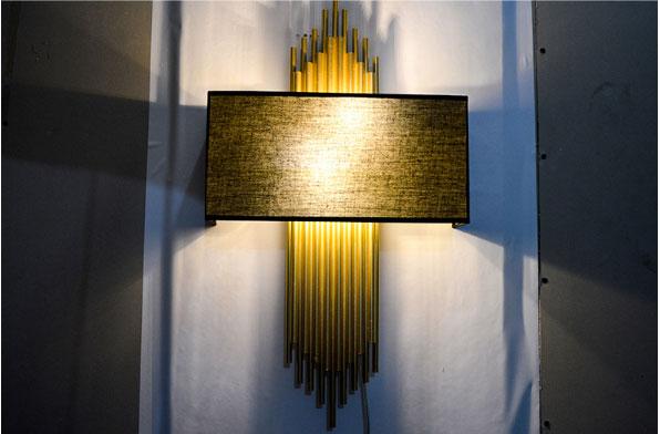 Đèn  Gắn Tường Trang Trí LT849 Đen