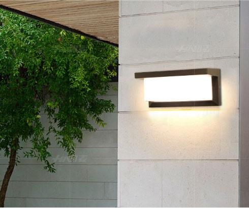 Đèn  Gắn Tường Ngoài Trời LT603