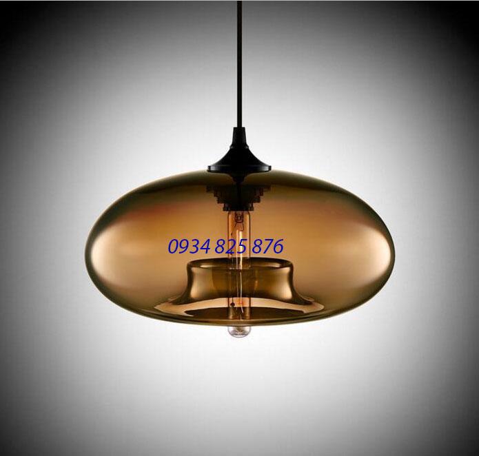 Đèn Áp Trần Thủy Tinh-LT037