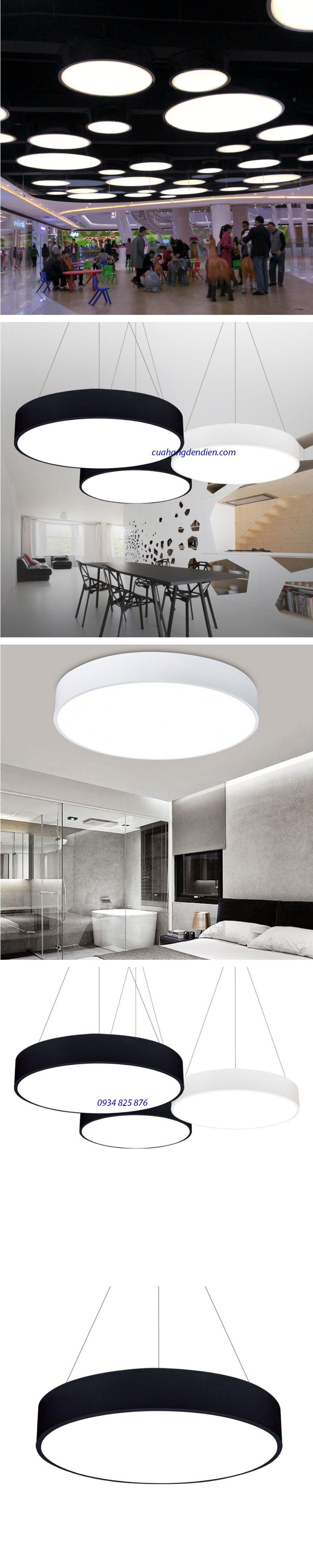 Đèn Thả Tròn Văn Phòng-LT213