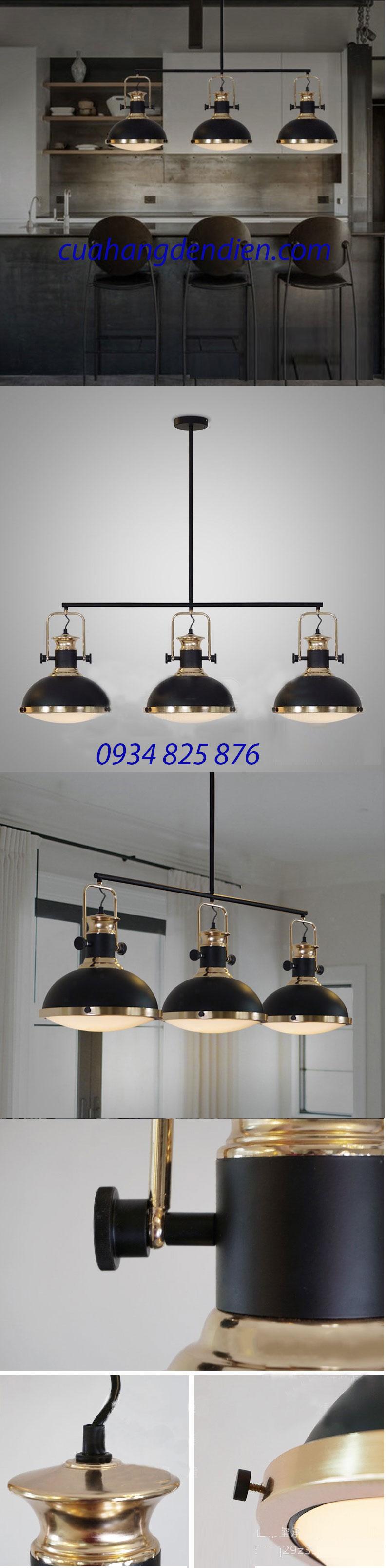 Đèn Thả Trang Trí -LT023