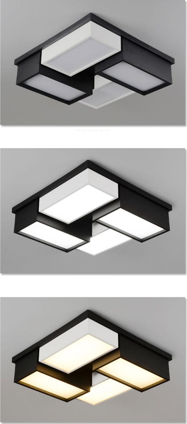 Đèn Ốp Trần Hiện Đại-OT005