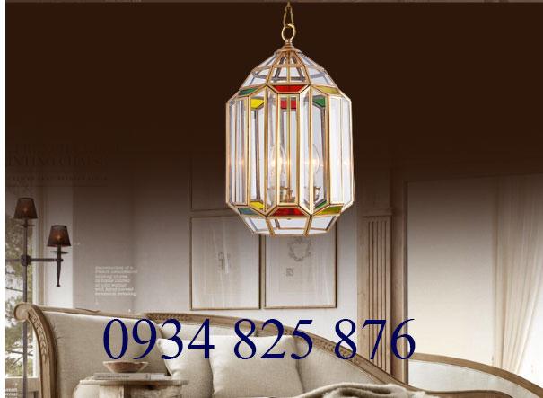 Đèn Thả Đồng HF6021