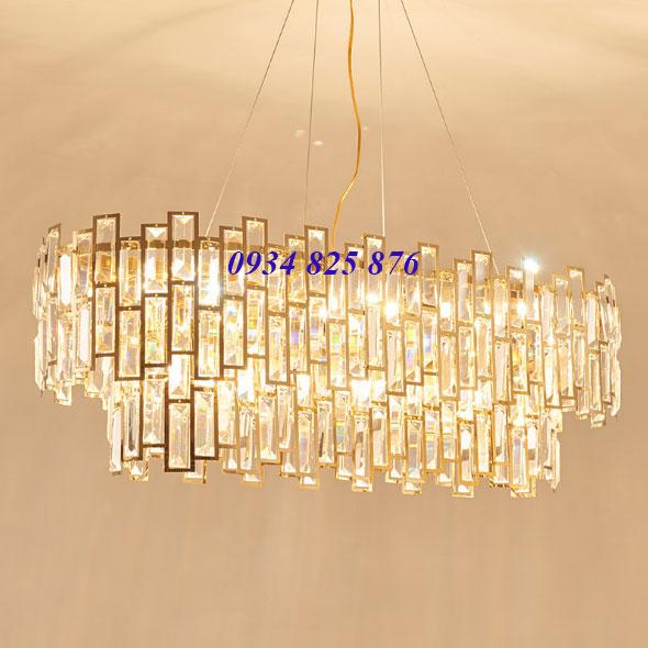 Đèn Chùm Pha Lê Sang Trọng-THD1613