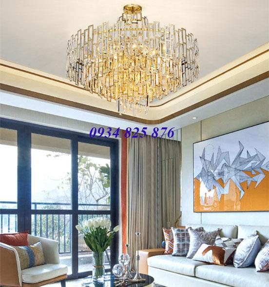 Đèn Chùm Pha Lê Sang Trọng-TH1613