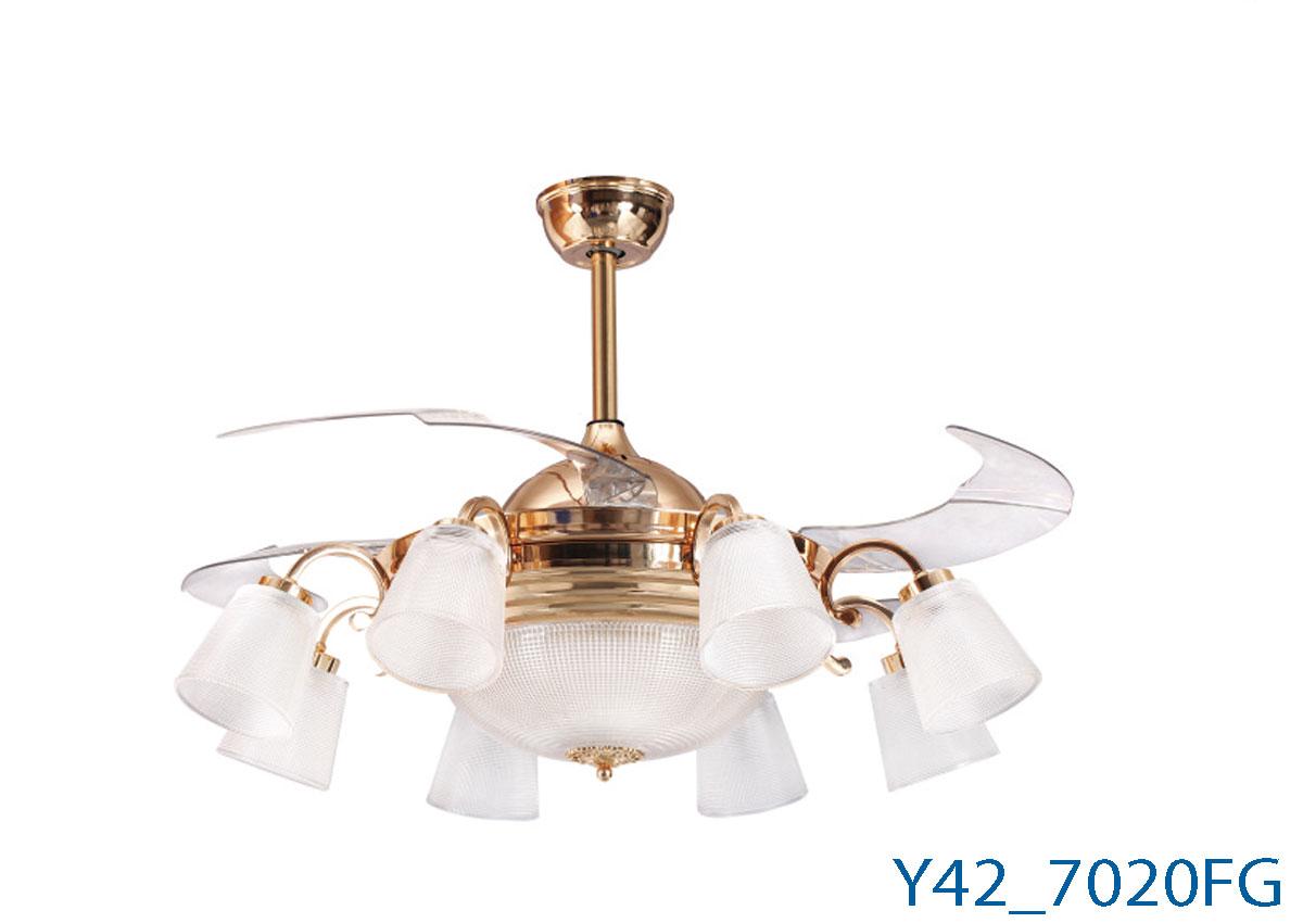 Đèn Quạt Chùm -TH7020