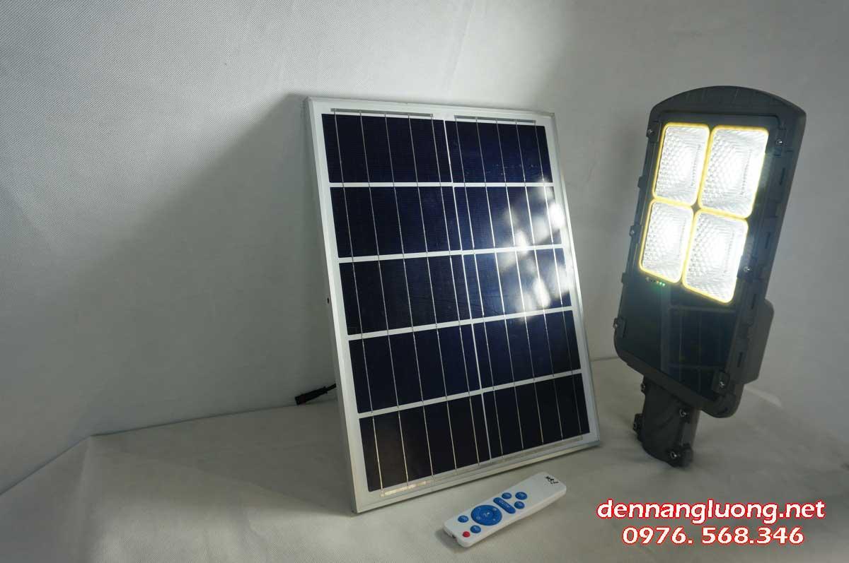 [BẤT NGỜ] Đèn đường mô hình mới là đèn năng lượng mặt trời